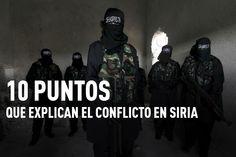 De una crisis interna a la lucha antiterrorista global: 10 puntos que explican el conflicto en Siria - RT