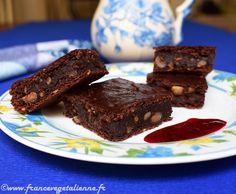 Brownies (sans oeuf, sans lait)