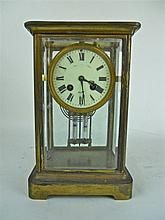 Antique French Carriage Clock, Samuel Marti WWW.JJAMESAUCTIONS.COM
