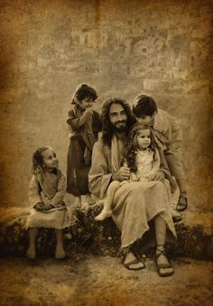 """Luke 18:15-17    [15] People were also bringing babies to Jesus to have him touch them. When the disciples saw this, they rebuked them. [16] But Jesus called the children to him and said, """"Let the little children come to me, and do not hinder them, for the kingdom of God belongs to such as these. [17] I tell you the truth, anyone who will not receive the kingdom of God like a little child will never enter it."""""""