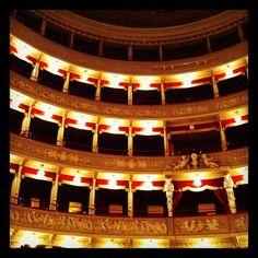 Theatre. Box seats anyone?