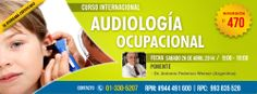 Mediante la presente invitamos a nuestro Evento Internacional de Audiología Ocupacional. En esta ocasión contamos con el Dr. Antonio F. Werner  (Argentina), Autor de varios libros, conferencista Internacional, Referente en Latinoamérica de Medicina del Trabajo y Audiología.  https://www.facebook.com/events/484674904972035/?source=1