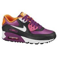 Nike Air Max 90 2007 345017 504 kup na NikeAirMaxy. Fly Shoes, Nike Shoes, Air Max 90, Nike Air Max, Air Max Sneakers, Sneakers Nike, Purple Shoes, Foot Locker, Summer Shoes