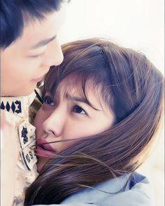 유시진 ❤ 강모연 Yoo Si-Jin ❤ Kang Mo-Yeon Song Joong Ki (송중기) ❤ Song Hye Kyo (송혜교)
