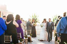 Glam Rooftop Wedding at Hyatt Regency Clearwater Beach, FL