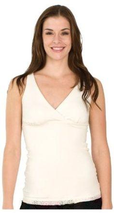 Majamas Organic X-Long Original Nursing Top - Ivory-XL Majamas. $32.39