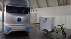 Zukunftsmobilität - Lastenrad