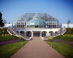 Phipps Conservatory and Botanical Garden, Pittsburgh. Love, love, love this place. So beautiful it never gets old. Seasonal flower displays, butterfly room, kids scavenger hunt, tours, school field trips and a super yummy cafe.