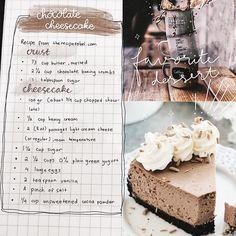 Seasonjours Art Journal ★ (@seasonjours): Favorite dessert