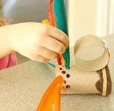 Thanksgiving craft and activity for kids