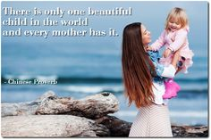 Kids Are Always Beautiful To Mom