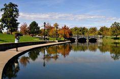 Delware Park, Buffalo, NY