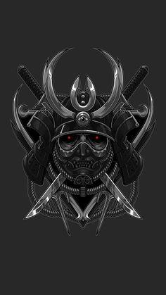 S a m u r a i M a s k Samurai Mask