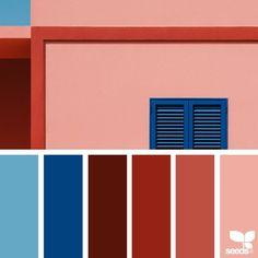 946 vind-ik-leuks, 7 reacties - Jessica Colaluca, Design Seeds (@designseeds) op Instagram: 'today's inspiration image for { color view } is by @andrea_sopranzi ... thank you, Andrea, for…'