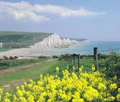 Eastbourne England...Chijldhood memories....camping with Dad!