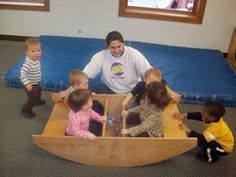 Adventure Center Child Care - Toddler Schedule