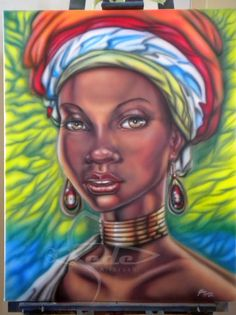 Africana by ~TruenoVerde
