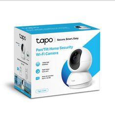 מצלמת אבטחה TP-LINK Tapo C200 full hd Wi Fi, Tp Link, Android 4.4, Safe Storage, Wireless Security, Camera Reviews, Security Cameras For Home, Protecting Your Home, Works With Alexa
