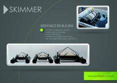 Skimmer - odsysacz do olejów