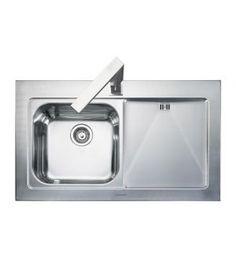 Rangemaster: Mezzo MZ10001 Stainless Steel Sink
