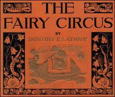 The Fairy Circus, Dorothy Lathrop, 1931