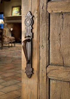 Weathered door.