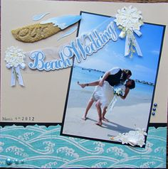 Jamaica Wedding -1 - Scrapbook.com