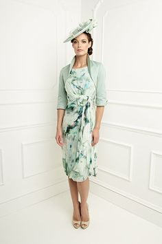 #Modest doesn't mean frumpy. #DressingWithDignity on.fb.me/1lfqxT2 - John Charles - Spring Summer 2013