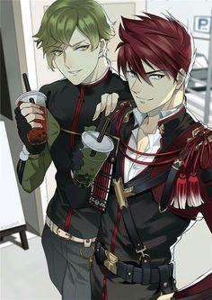 Interesting Duo