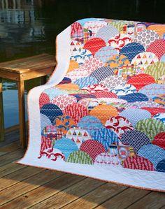 Quilt Magazine | Quilt Magazine » Blog Archive » Simple Quilts: Winter 2012 – Clambake