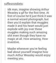 ....but I am not a muggle
