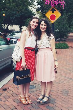 these ladies in georgetown | the daybook