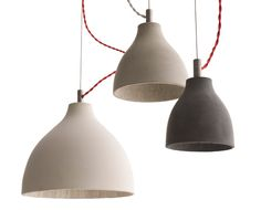 Decode London Heavy Light Pendants: Remodelista
