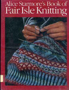 Fair Isle Knitting - My Tricot - Picasa-Webalben