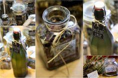 šalvějový sirup na trápení s afty Korn, Pavlova, Kimchi, Mason Jars, Diy, Syrup, Marmalade, Bricolage, Mason Jar