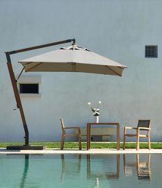 10 garden sunshades...with style | Holiday by Ethimo @ethimofr #designbest |