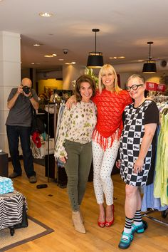 Check out my stylish sisters- so vibrant and youthful!