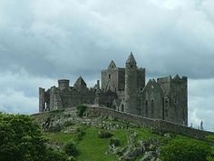 The Rock of Cashel.  One of my favorite places on earth.
