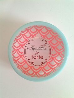 Makeup Review, Swatches: Tarte Aqualillies Summer 2013 Collection - Amazonian Clay Setting Powder, Glamazon Lipstick, Waterproof EyeLiners | BeautyStat.com