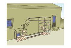 Cat Enclosure Idea (via kittystoreonline.com)