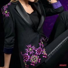 Blazer, Jackets, Women, Fashion, Tricot, Down Jackets, Moda, Fashion Styles, Blazers