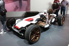 Seat Leon Cross Sport, Mercedes Concept IAA, Jaguar F-Pace, VW Tiguan, Borgward BX7 & Co. – auf der IAA 2015 stehen zahlreiche Knaller!