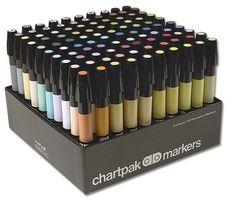 Chartpak AD Marker Sets - JerrysArtarama.com
