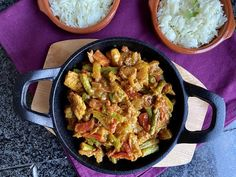 Kung Pao Chicken, Ratatouille, Curry, Ethnic Recipes, Food, Wordpress, Website, Roma Tomatoes, Turmeric