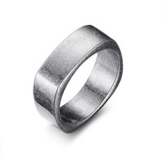 Purchase Rock Punk Men Cocktail Ring Vintage Silver Tone Jewelry from QuanZhouShiXiaoLingWangLuoKeJi YouXianGongSi on OpenSky. Share and compare all Jewelry. Stainless Steel Wedding Bands, Stainless Steel Rings, Black Band Ring, Band Rings, Yellow Engagement Rings, Antique Engagement Rings, Cz Wedding Bands, Tungsten Jewelry, Vintage Silver Rings
