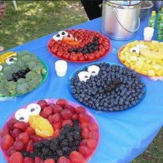 Sesame Street Party....My Kind of Party!!!