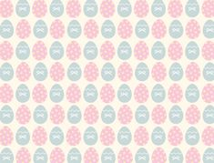Easter printable scrapbook paper