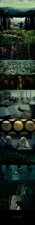 Okja(2017) Directed by Bong Joon-ho.