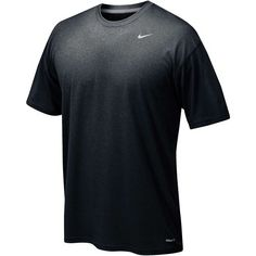Nike Legend Black Short Sleeve Performance Shirt Medium Nike  http   www.amazon 92f9978ff6e