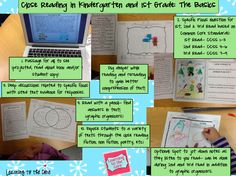 How to do Close Reading in Kindergarten and 1st Grade!
